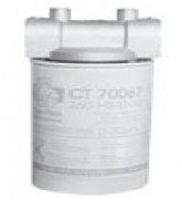 Filtre absorbeur d'eau - Capacité d'absorption : 0.52 l