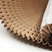 Filtre accordéon papier carton - avec Média filtrant : pour captation de particules de peinture ou overspray liquide