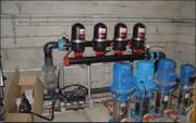 Filtre assainissement eau - Filtration
