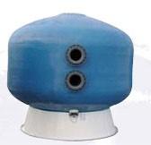 Filtre bobine à sable et collecteur pour piscine - 2.5 ou 4 bar
