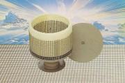 Filtre cylindrique - Protection des moteurs, ventilateurs