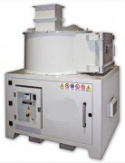 Filtre dépoussiéreur à cartouches haute pression - Puissance installée : 5.5 kW -  Surface de filtration : 2 m²