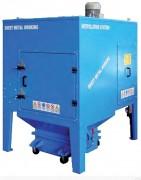 Filtre dépoussiéreur à cartouches horizontales - Pour la filtration et la séparation relative des poussières