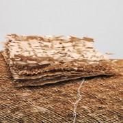 Filtre en papier multicouche - Capacité de rétention de 4 à 15 kg/m²