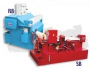 Filtre hydrostatique a media filtrant non tisse Série RB - Série RB