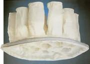 Filtre manche pour séchoir à lit fluidisé - Filtre manche pour séchoir