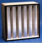 Filtre multidièdre - Efficacité de H 10 à H 13