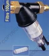 Filtre PERMOFINE auto-nettoyable 100 µm à tami - (Code: PERFY25)