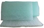 Filtre plancher pour cabine de peinture - Epaisseur (mm) : 50