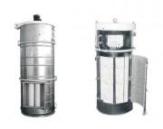 Filtre pour silo de transfert pneumatique - Superficie filtrante de 2 m² jusqu'à 26 m²