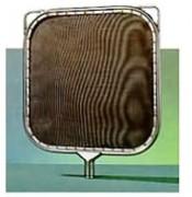 Filtre toile reps - Élément de filtrage