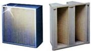 Filtres à poches souples - Filtre haute et très haute efficacité