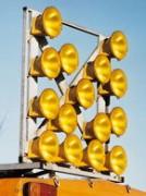 Fleche directionnelle véhicule d'intervention - Fleche directionnelle à LED LP 23/1 S