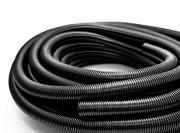 Flexible pour aspirateur en pvc - En pvc noir