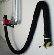 Flexible pour aspirateur industriel - Résistant à l'huile, aux composés chimiques