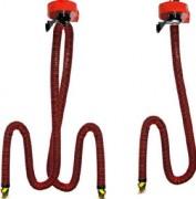 Flexible suspendu pour aspirateur de gaz d'échappement - Diamètres : 100 à 125 mm
