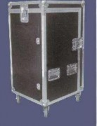 Flight case 16U - Racks Capot en L