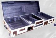 Flight case DJM 600 /700/800 + 2 CDJ 200 - Régies Pioneer-DENON