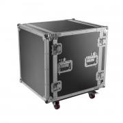 Flight case rack 19´´ pour console 12U - 2 modèles proposés : Hauteur 12U / Hauteur 16U