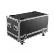 Flight case type cloche - 2 modèles proposés :100 x 50 x 50 cm/ 120 x 50 x 50 cm
