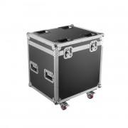 Flight case type malle - 3 tailles proposées : 50 x 60 x 60 cm/ 90 x 60 x 60 cm/ 120 x 60 60 cm