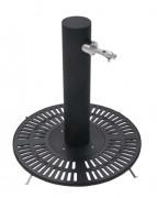 Fontaine à eau cylindrique  - Hauteur :  1004  - 1021 mm