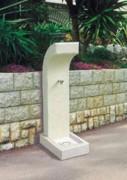 Fontaine à eau publique - Poids : 185 kg