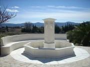 Fontaine d'eau Diamètre 3.18 mètre - Diamètre du bassin : 3.18 m