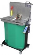 Fontaine de dégraissage bio lessivielle - Surface de travail : 830 x 500 mm