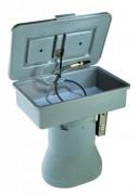 Fontaine de degraissage mobile - Capacité d'utilisation : 15 L