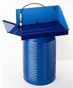 Fontaine de dégraissage solvant - Dimensions du plan de travail (L x l) : 800 x 500 mm