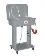 Fontaine de nettoyage 30/60 litres - Alimentation pneumatique