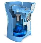 Fontaine de nettoyage biologique - Vidange avec visualisation du liquide