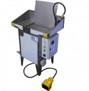 Fontaine dégraissage lessivielle à basse pression - Cuve de lavage : 50 litres