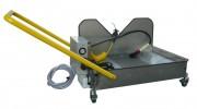 Fontaine disques freins poids lourds à chaud - Surface de travail : 800 x 500 mm