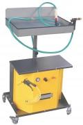 Fontaine disques freins véhicule léger à froid - À froid - Surface de travail : 600 x 400 mm.