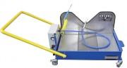 Fontaine lessivielle disque de freins PL - Surface de travail : 800 x 500 mm