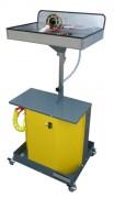 Fontaine lessivielle pour disques de freins VL - Surface de travail : 600 x 400 mm