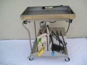 Fontaine pour nettoyage des freins - Charge utile : 30kg - Remplissage optimal : 35 litres