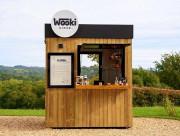 Food truck commerce ambulant personnalisable - Food truck professionnel homologué, fabrication française