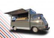Food Truck Vintage - Dimensions véhicule - Selon modèle