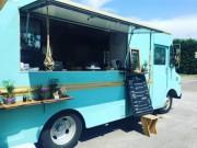 Foodtruck chevrolet Step Van  - Food truck STEP VAN style américan