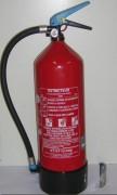 Formation extincteur d'incendie - Utilisation des extincteurs sur feu réel