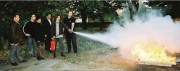 Formation sensibilisation risque incendie