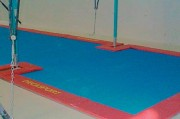 Fosses de réception gymnastique