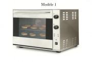 Four à air pulsé avec grill - Puissance: 2500 à 3000 W monophasé 230 V