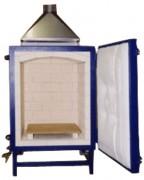 Four à gaz céramique - Capacité (litres) : de 55 à 300