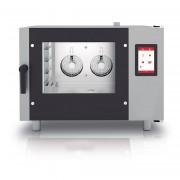 Four à injection de vapeur avec écran tactile - Dimension (L x P x H) mm : Jusqu'à  880  x 1200  x 1865  –  Modèle électrique