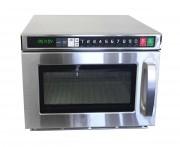 Four à micro-ondes inox - Fabriqué en inox - Capacité : 17 - 34 litres - Puissance : 1800 W