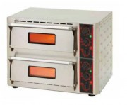 Four a pizza 6 000 W - Quartz infrarouges